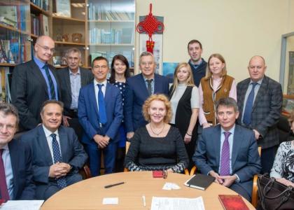 Корабелка и Мадридский Политехнический университет подписали соглашение о сотрудничестве