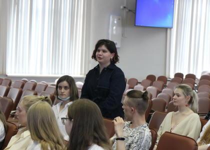В СПбГПМУ выбрали председателя Студенческого совета