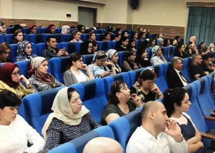 Врач СПбГПМУ провел мастер-класс по детской кардиологии в Дагестане