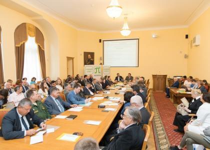 В СПбПУ состоялось заседание Ученого совета