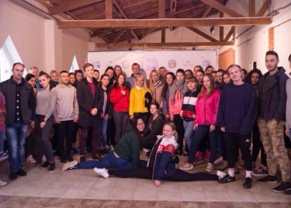Молодые организаторы  СПбГУПТД готовят новые проекты