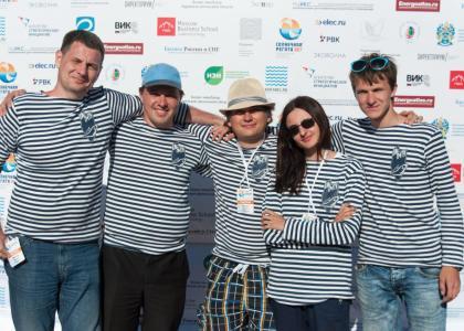 Команда «Корабелки» — победитель «Солнечной регаты-2017»