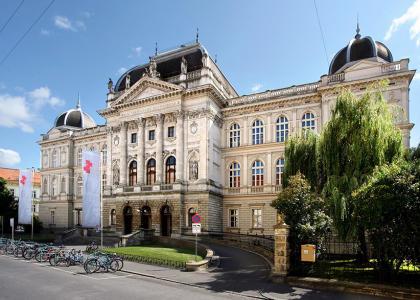Один из крупнейших вузов Австрии стал партнером СПбГМТУ