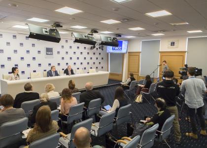 В ТАСС презентовали Центр НТИ «Новые производственные технологии»