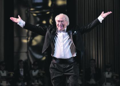 Питер Гут: «Самое главное в оперетте — это шарм!»