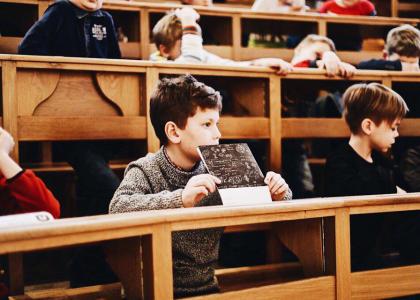 Здесь всё по-взрослому: в Политехе начался осенний семестр «Университета детей»