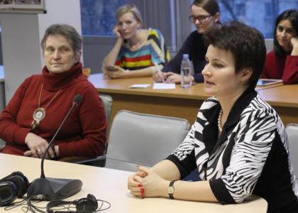 15 февраля в Санкт-Петербургской высшей школе перевода РГПУ им. А.И. Герцена состоялся день открытых дверей.