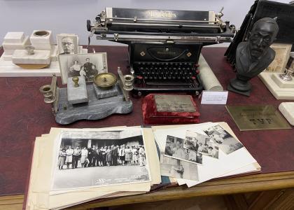 Музей Педиатрического университета: храним теплые воспоминания о выпускниках