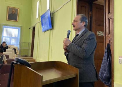 В СПбГПМУ состоялось первое собрание СНО для иностранных студентов