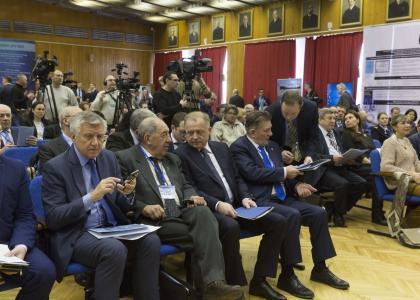 Арктический саммит стартовал в Корабелке