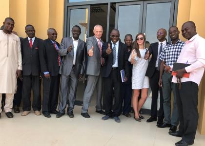 Политех развивает научно-образовательное сотрудничество с Республикой Мали